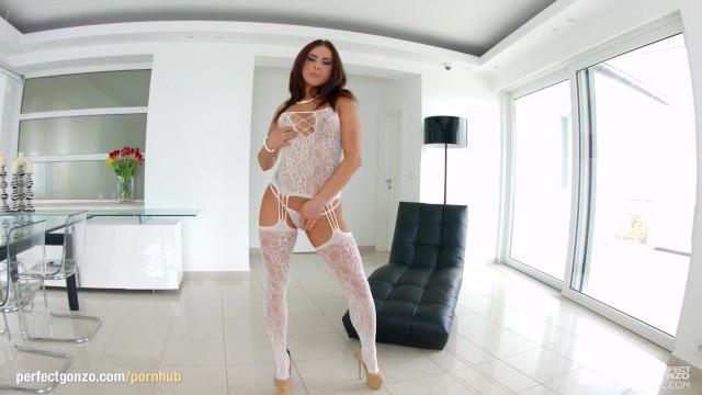 Nikki Waine deep anal hardcore gonzo scene by Ass Traffic 15