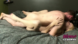 Couple missionary amateur sex straight real sensual