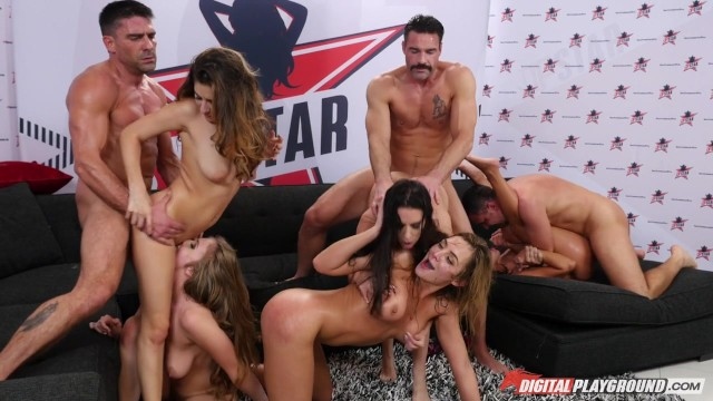Who is the top pornstar - Digital playground- dp star season 3 episode 6, final top 5 orgy