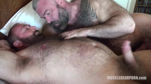Домашнее Гей Порно Медведей