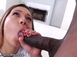 DarkX Innocent Teen tries Black Cock