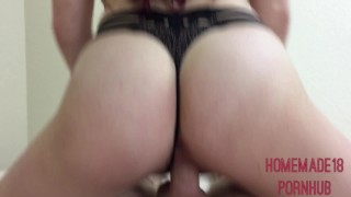 Cumshot reverse fucked huge hard doggy and  cowgirl old year doggystyle ass