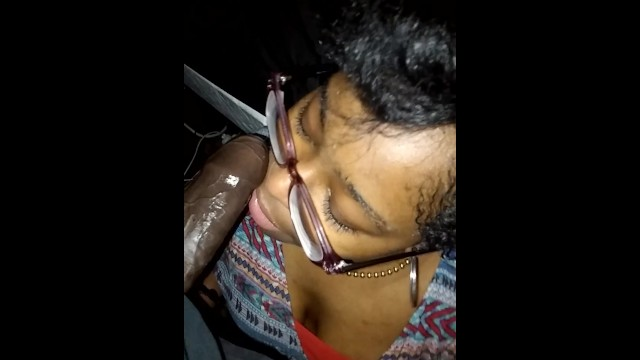 Made me drink my cum Look how she drinks my cum at the end