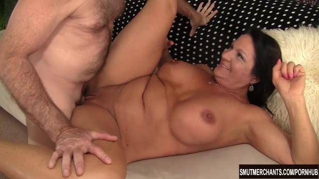 Big Dicked Older Man Fucks Mature Woman - Pornhubcom-8967
