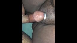 Mr Big Head Thick Cock, Deep Stroke Cum Shot