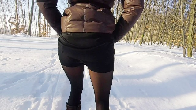 Frozen forest pussy. 17