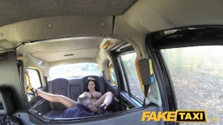 Hottie fake cock channel tv adult gets taxi of adult