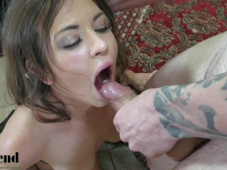 YoungTeen Escort Gets Her Face Fucked By Big Cock In Homemade Video