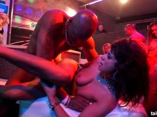 Wild Sex Session Bar