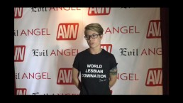 Bree Mills w/ Jiggy Jaguar AVn Expo 2017