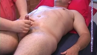 Colt - First Contact  piercing handjob cub big ass greatcanadianmale big white ass white dude blackhaired small dick hairy small cock massage