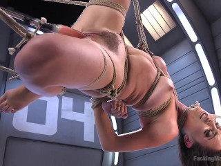 Ava devine swallowing cum