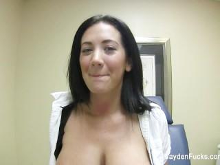 More behind the scenes with pornstar Jayden Jaymes