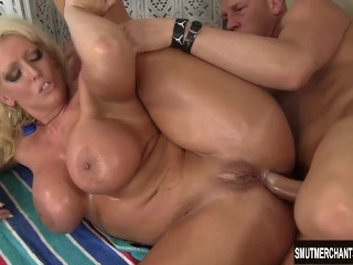 Nieuwste Sex Borsten Massage