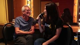 Pornhub Aria Gets Nasty with Comedians Paula Bel & Mike Ward & Ralphie May Kink wtf