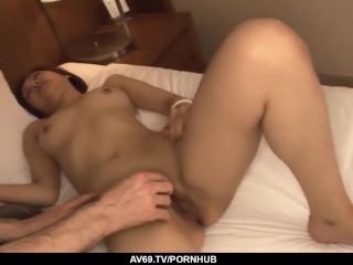 Nene Iino is one needy wife with desire for hardcore