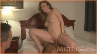 Preview 5 of mistress t clean_up_dream_come_true_mom