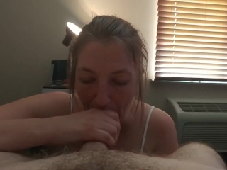 Lyra dominates Mojo's cock with her mouth