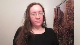 Hair Journal: Combing Long Curly Strawberry Blonde Hair - Week 13 (ASMR)