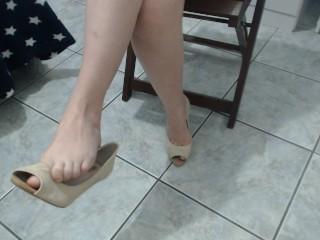 camgirl, teen (18+), young, exclusive, foot fetish, heels, dangling heels, heel tease dangle, teen feet, brazilian teen, 18, verified models, brazilian feet, kink, dangling, 18 year old, foot, cute teen feet, feet, teenager, penny fox, amateur