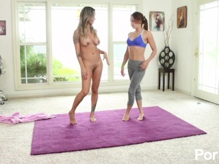 Seduced By Mommy 10 - Scene 2