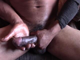 Yunghung81 (Mr.XL) at it again. Rubbing BBC and shooting cum everywhere!!