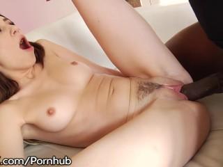 DarkX Cute Teen Loves that THICK Black Dick!