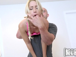 Mofos - Latina Babe Gets a Good Hard Fuck