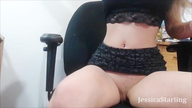 Upskirt Ass and Pussy Tease 16