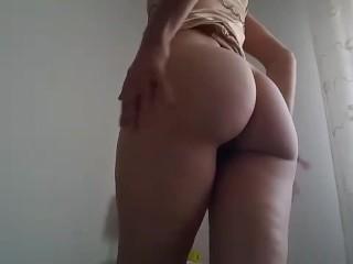 Show ass tits pussy ama plug amateur wife