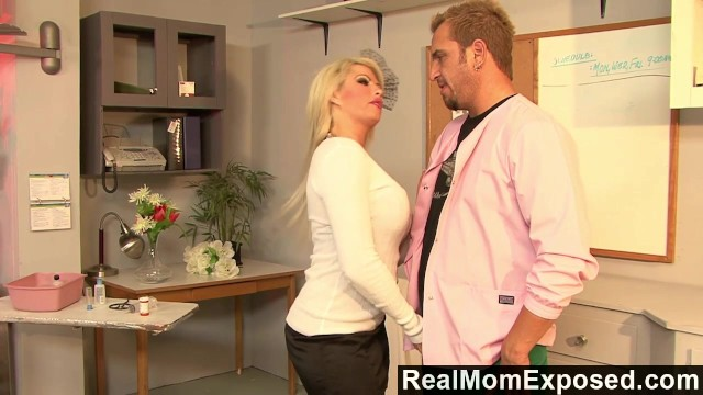 Brooke haven cumshot movies Realmomexposed - boobilicious brooke has everything to please a cock