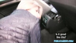 Loves agent russian public cute cash sex for outdoors publicagent