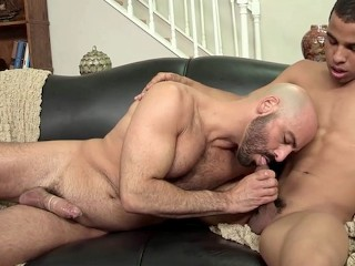 Daddy Adam Russo and Trelino