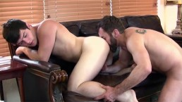 Cameron Jacobs Fucks Daddy Jake Jennings