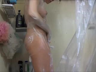 SexySandra Shower
