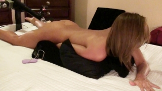Machine amateur stryker fuck brunette fucking multiple has orgasms tanned adult