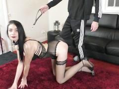 Chanel Shy degraded slave