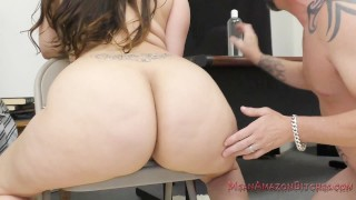 48 Inch Ass Worship Alycia Starr Femdom