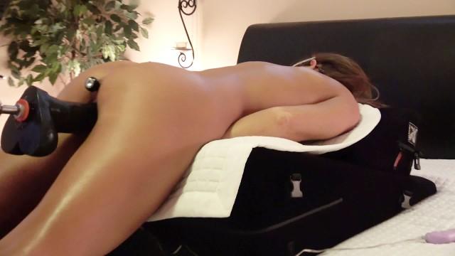 Amateur Wife - Butt Plug - 4 Dildos - 4 Gushing Orgasms -7578