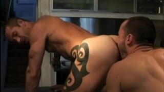 BAREBACK TATTOOED TOPS - Scene 3