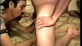 Sucking Latin Cum - Scene 4 Hard men