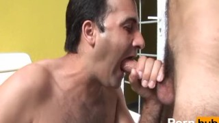 Hairy motherfuckers 3 - Scene 2