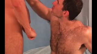 Hairy Studs Video vol 1 - Scene 3 Hardcore blowjob