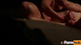 Darius scene flip levi  michaels fuck and ferdynand on sucking