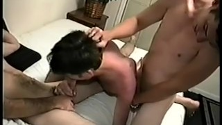 Bareback and Big Cocks 2 - Scene 4 Men sucking