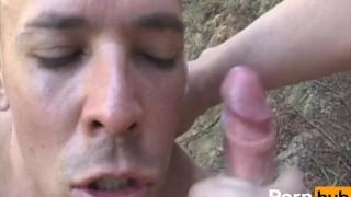 Cum A Palooza - Scene 13 Brunette cock