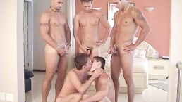 piss boys in love - Scene 1