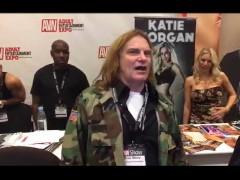 Evan Stone w/ Jiggy Jaguar AEE 2017 Las Vegas NV Hard Rock Hotel and Casino