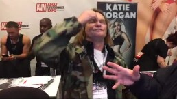 Evan Stone w/ Jiggy Jaguar AEE 2017 Las Vegas NV Hard Rock Hotel and Casino