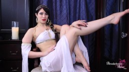 Goddess Demands That You Show Her Tribute By Stroking Your Cock For Her